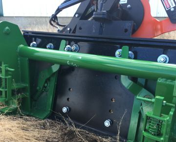 safely remove a tractor tire