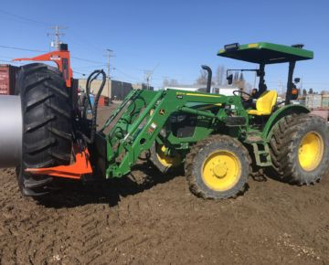 the gripper tool for tractor tires